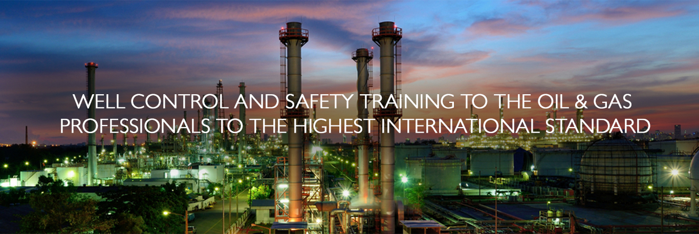 Well Control & Safety Training